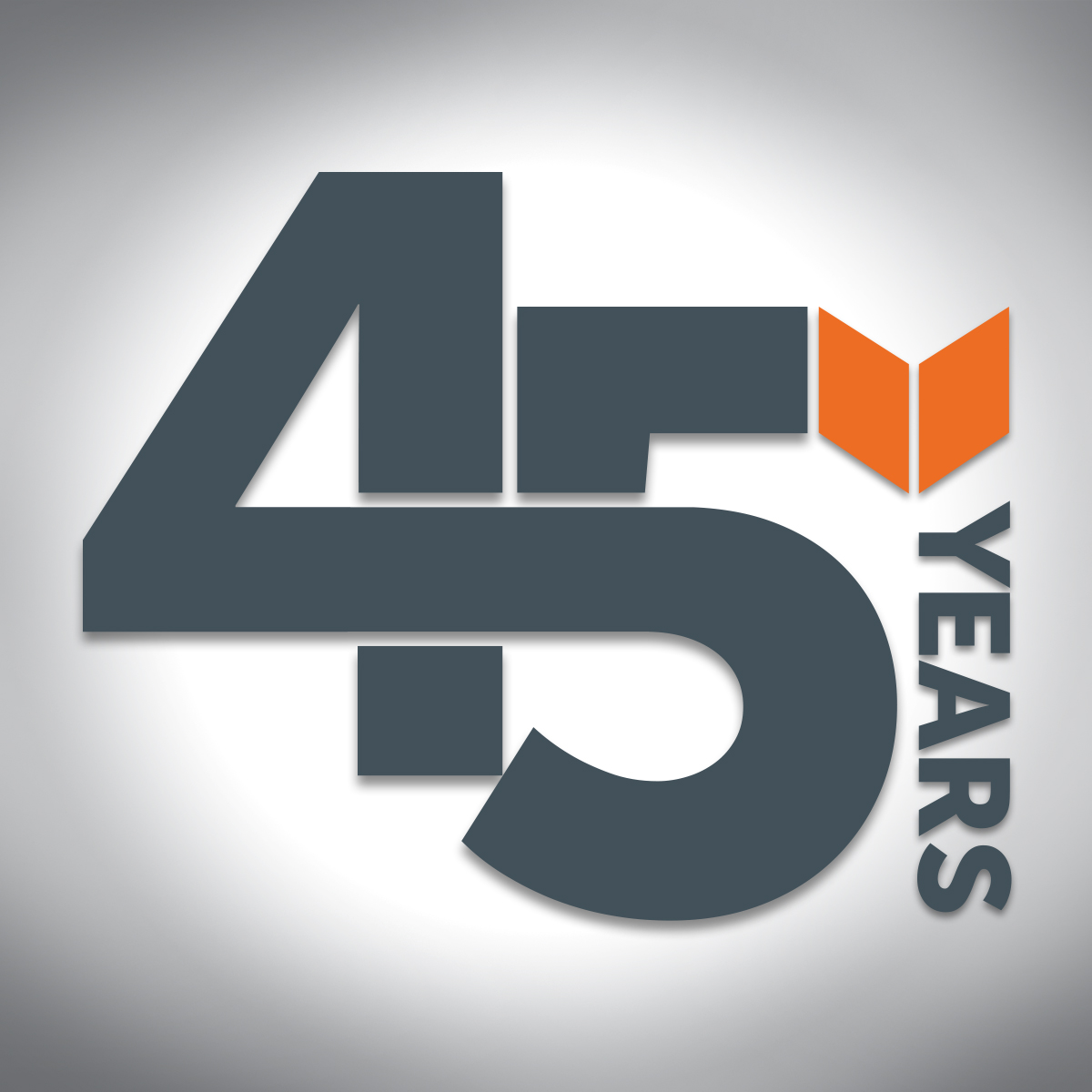 William Fox Munroe 45th Anniversary Logo