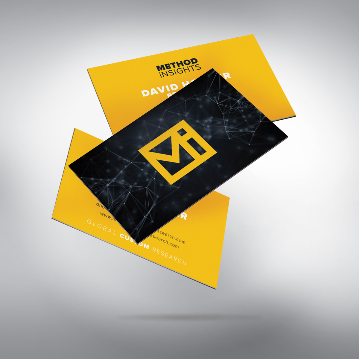 Method Insights Business Card