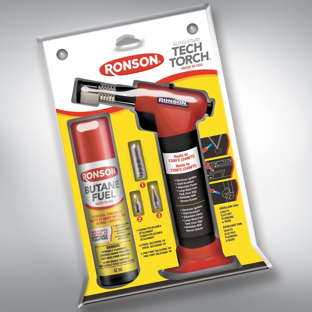 Ronson Tech Torch
